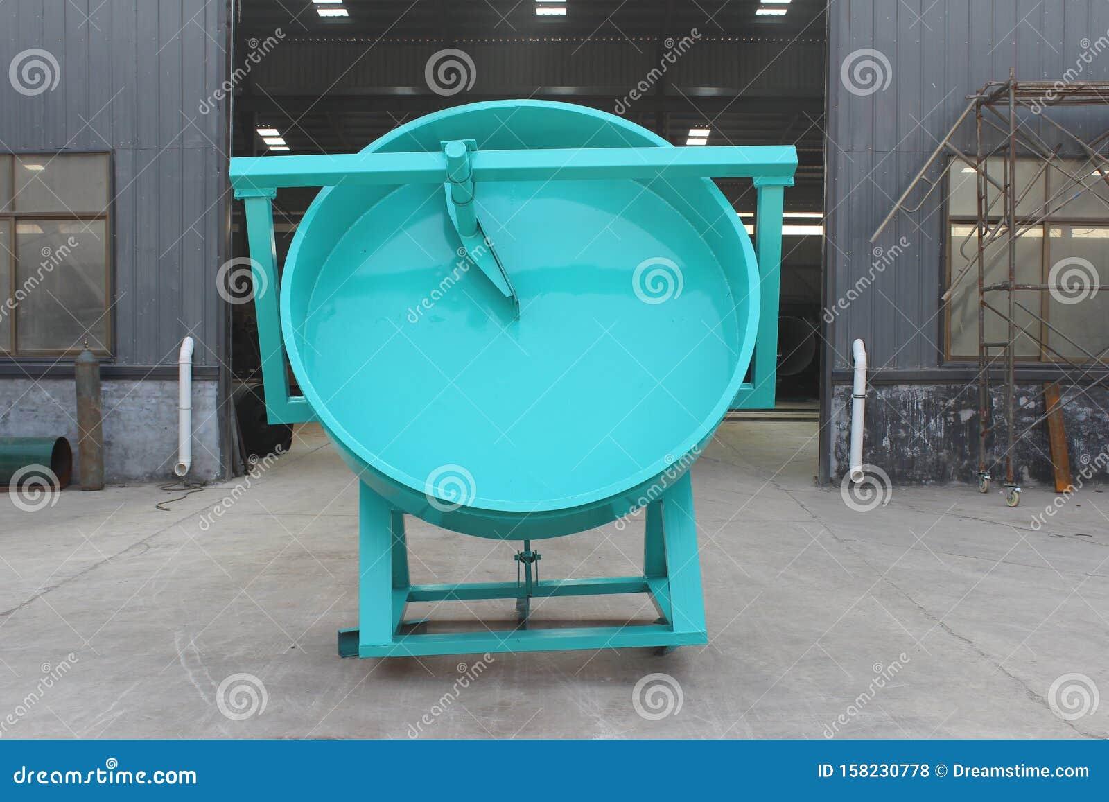 Pan/Disc Fertilizer Making Granulator Machine   Shunxin