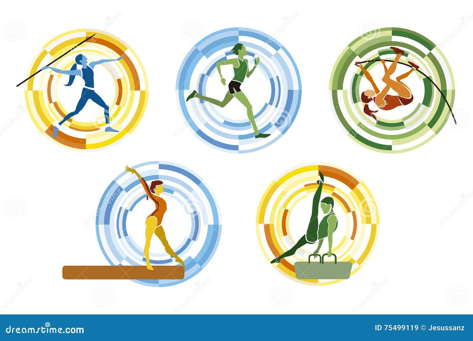 Olympische Disziplinen