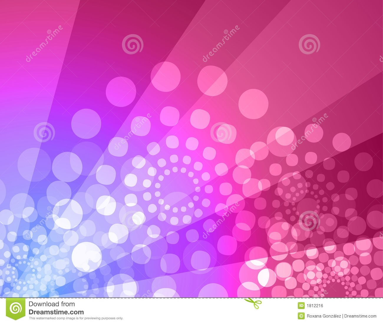 Disco Background - Pink & Violet Royalty Free Stock Image - Image ...