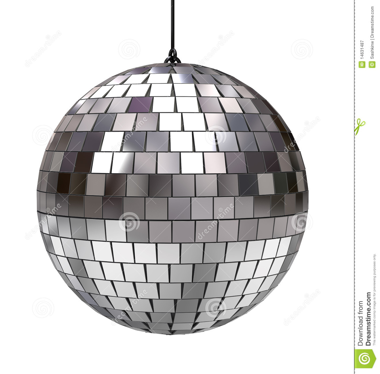 Disco Ball Royalty Free Stock Photography - Image: 14631487
