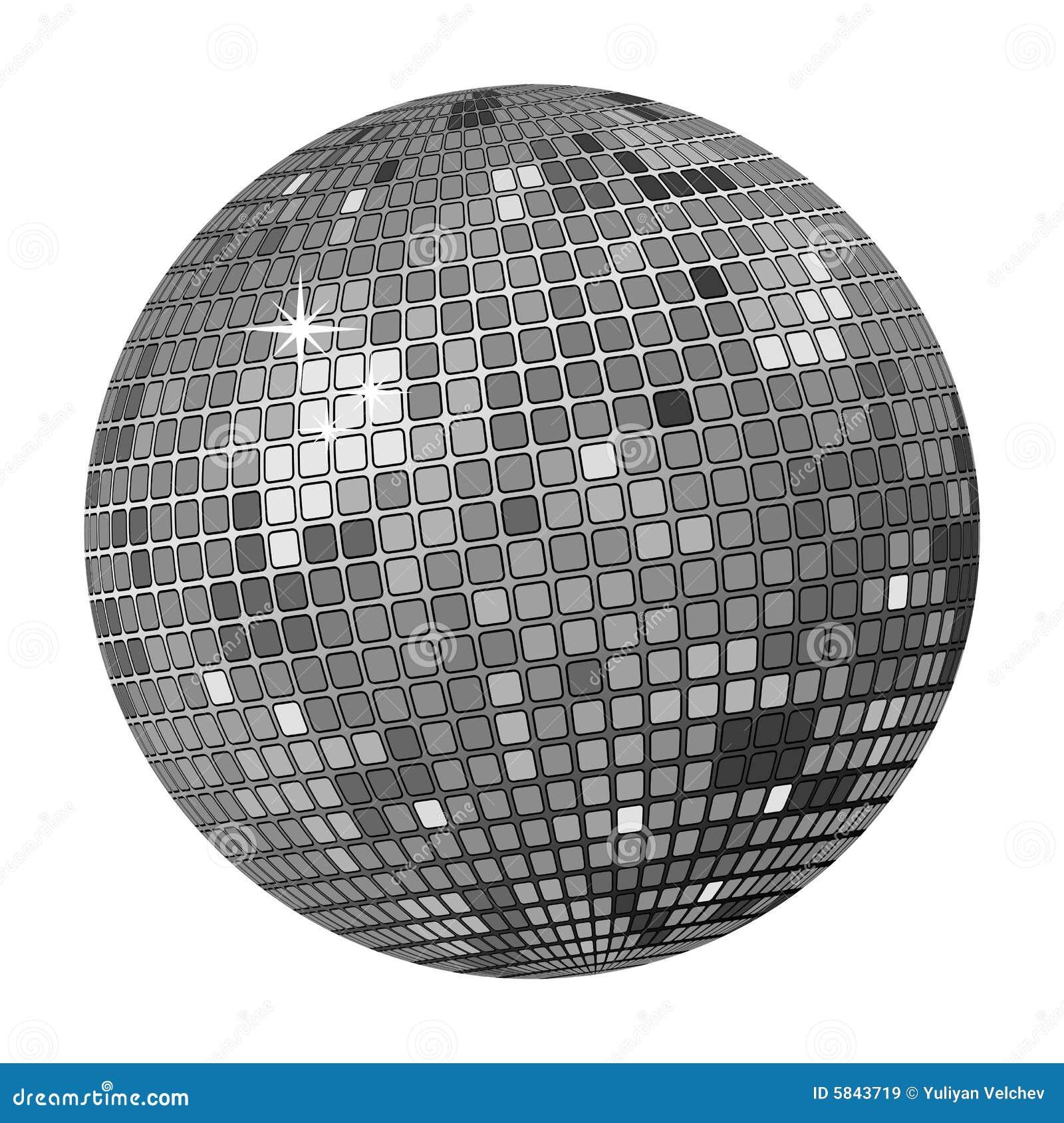 disco ball background white - photo #13