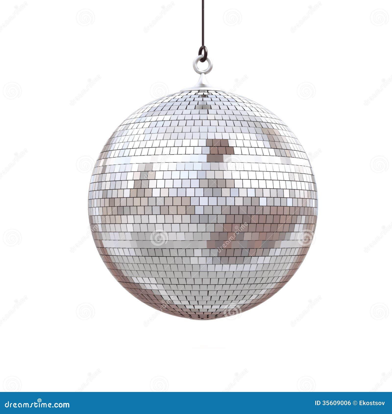 disco ball background white - photo #1