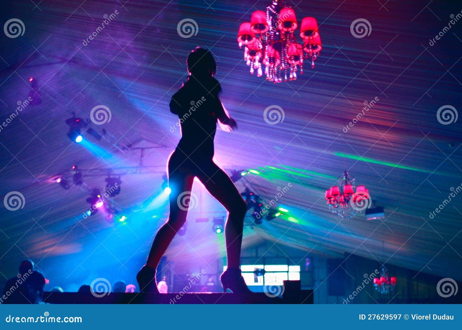Disco dance
