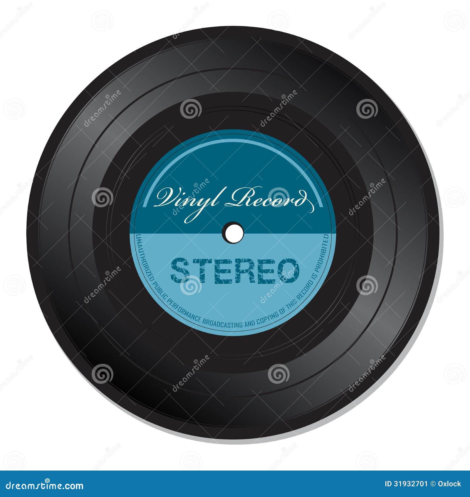 Disco de vinilo azul imagen de archivo imagen 31932701 - Foto en vinilo ...