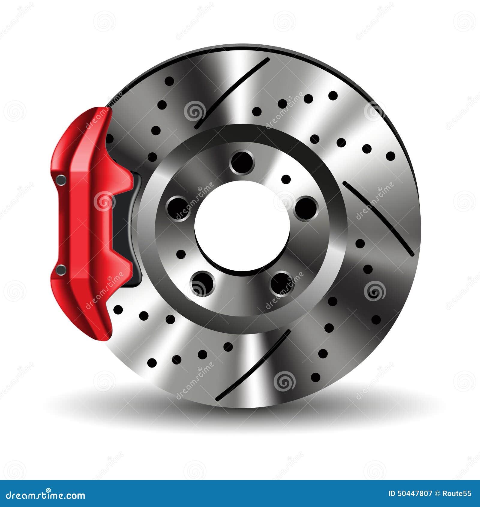 Disco Del Freno Ilustraci 243 N Del Vector Imagen 50447807