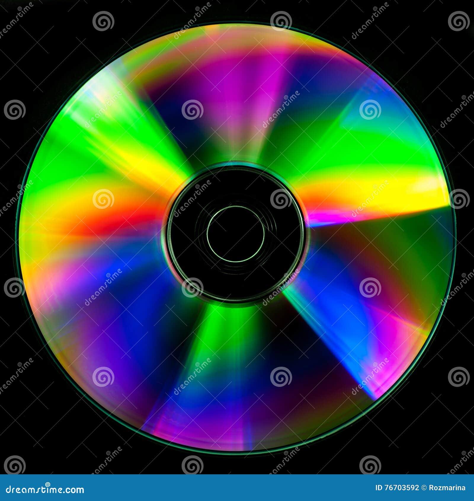 Disco do CD e do DVD