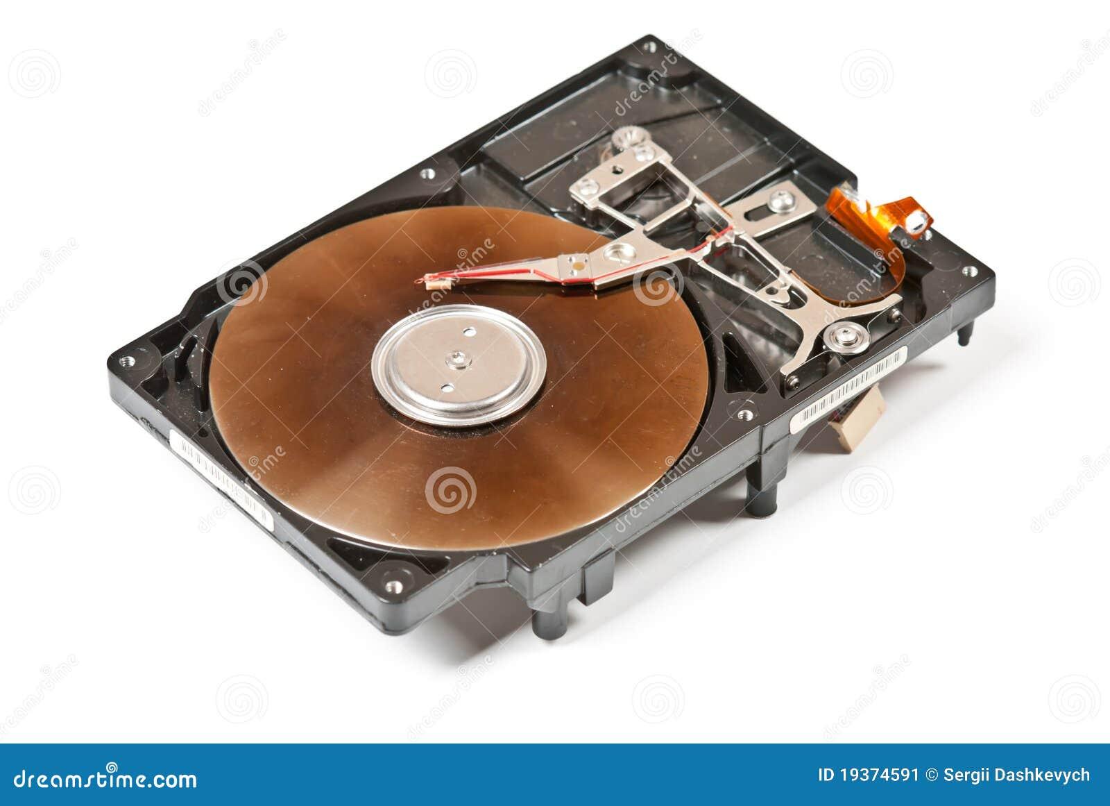 Disco duro velho