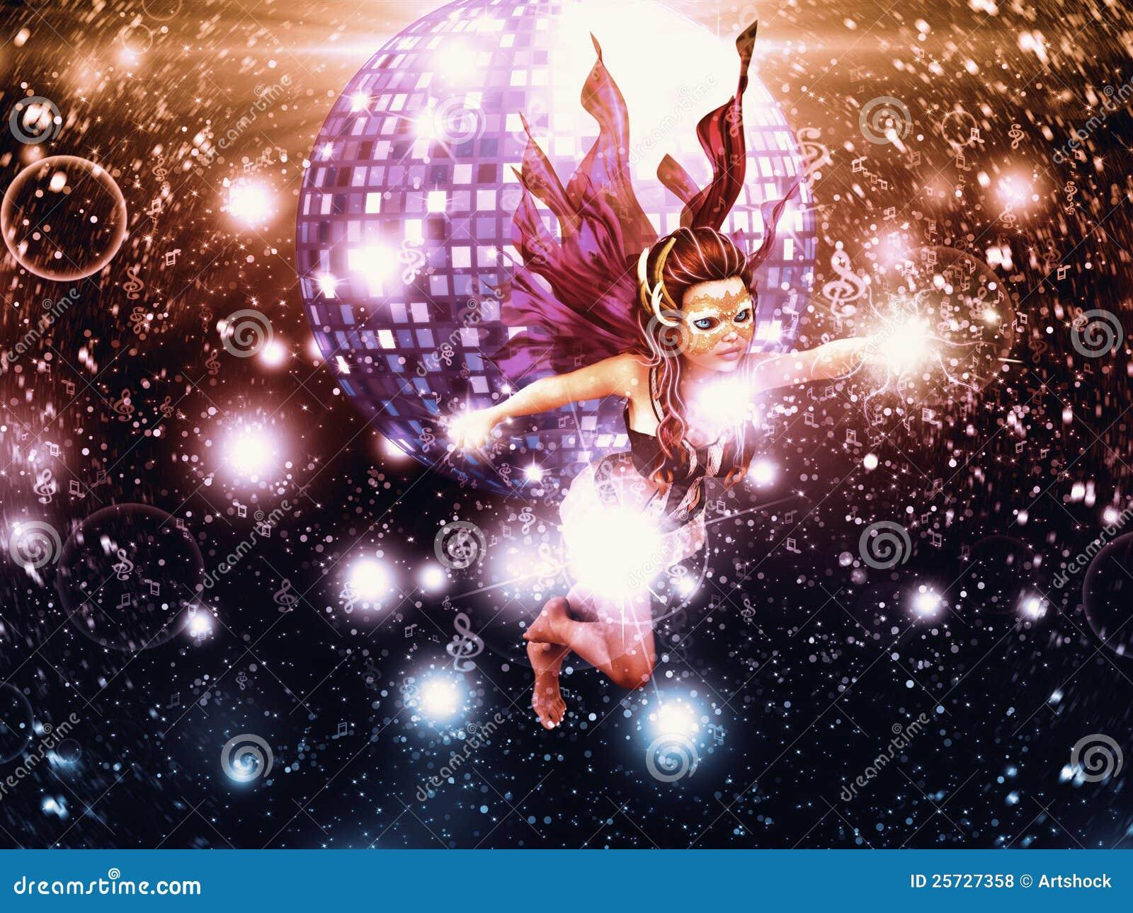 Disco fairy