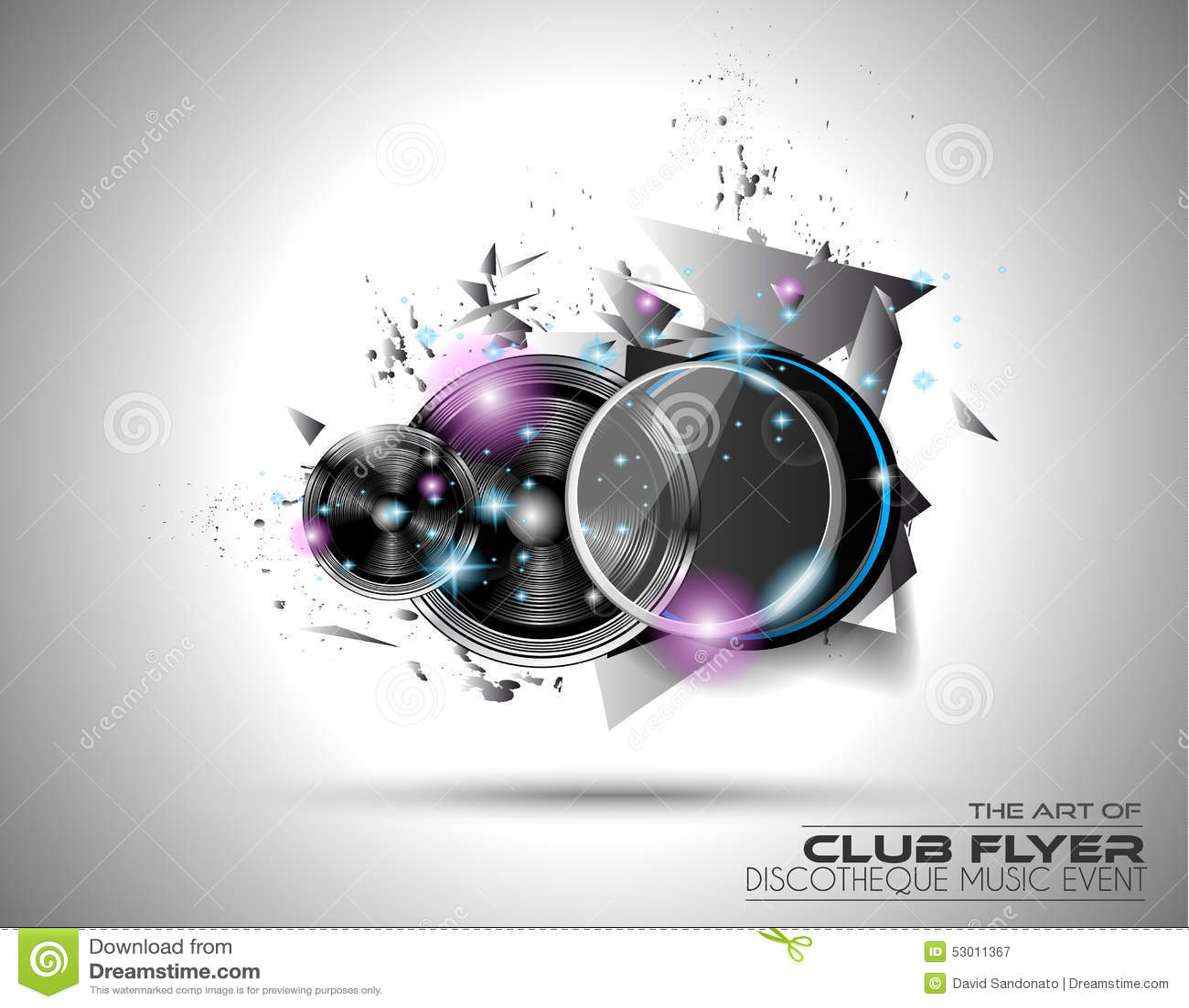 New Music Flyers Design Ideas