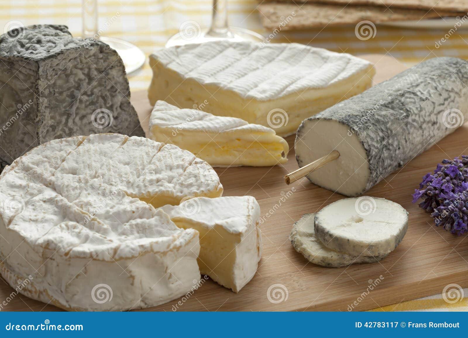 Disco francés del queso