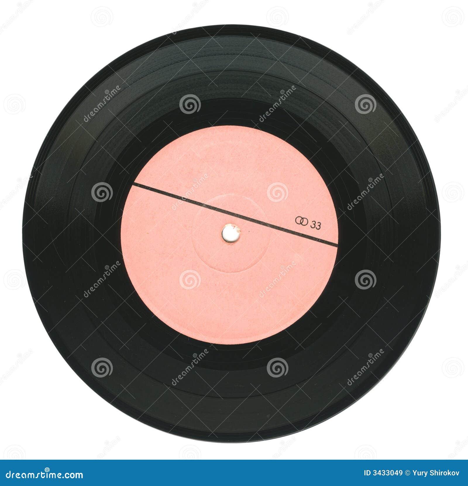 Disco grammofonico dell annata