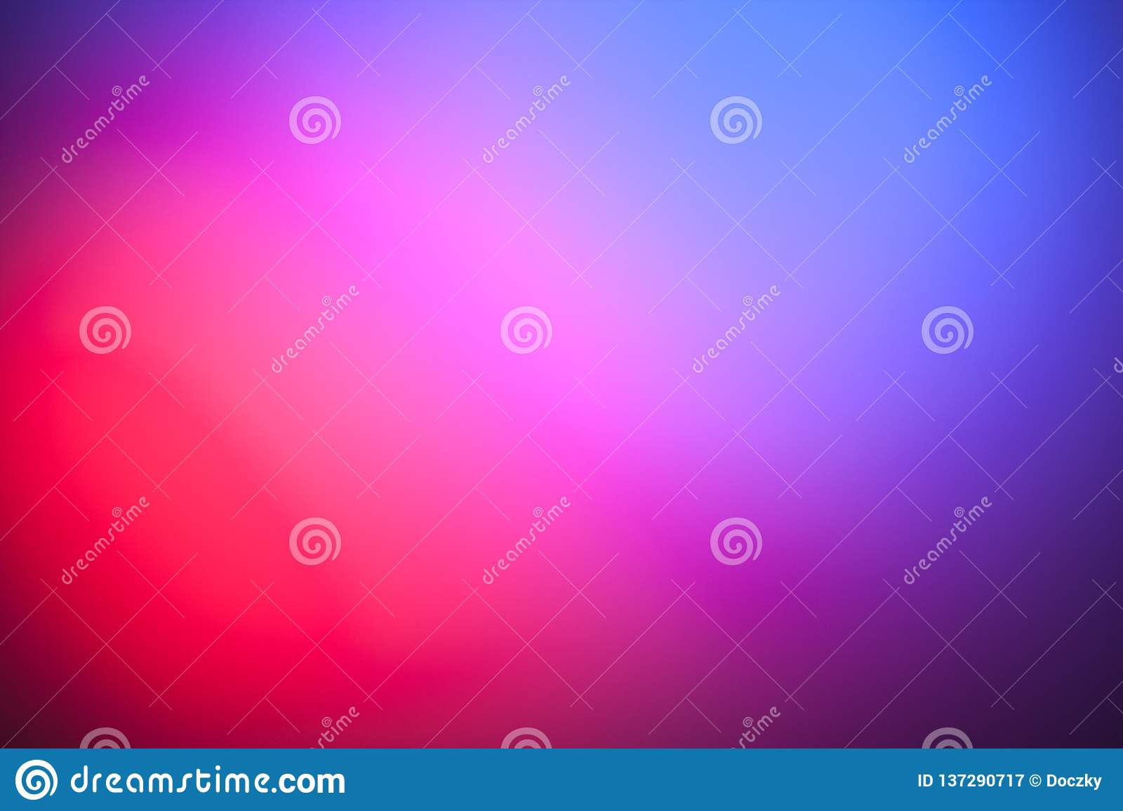 Pink, blue, and purple abstract background