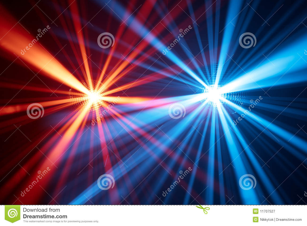 Fancy Club Light Effects In A Dark Background Stock: Disco Lights Background Royalty Free Stock Photography