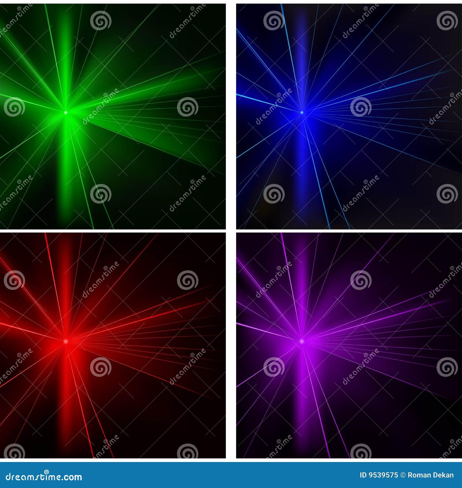 Disco Lights set