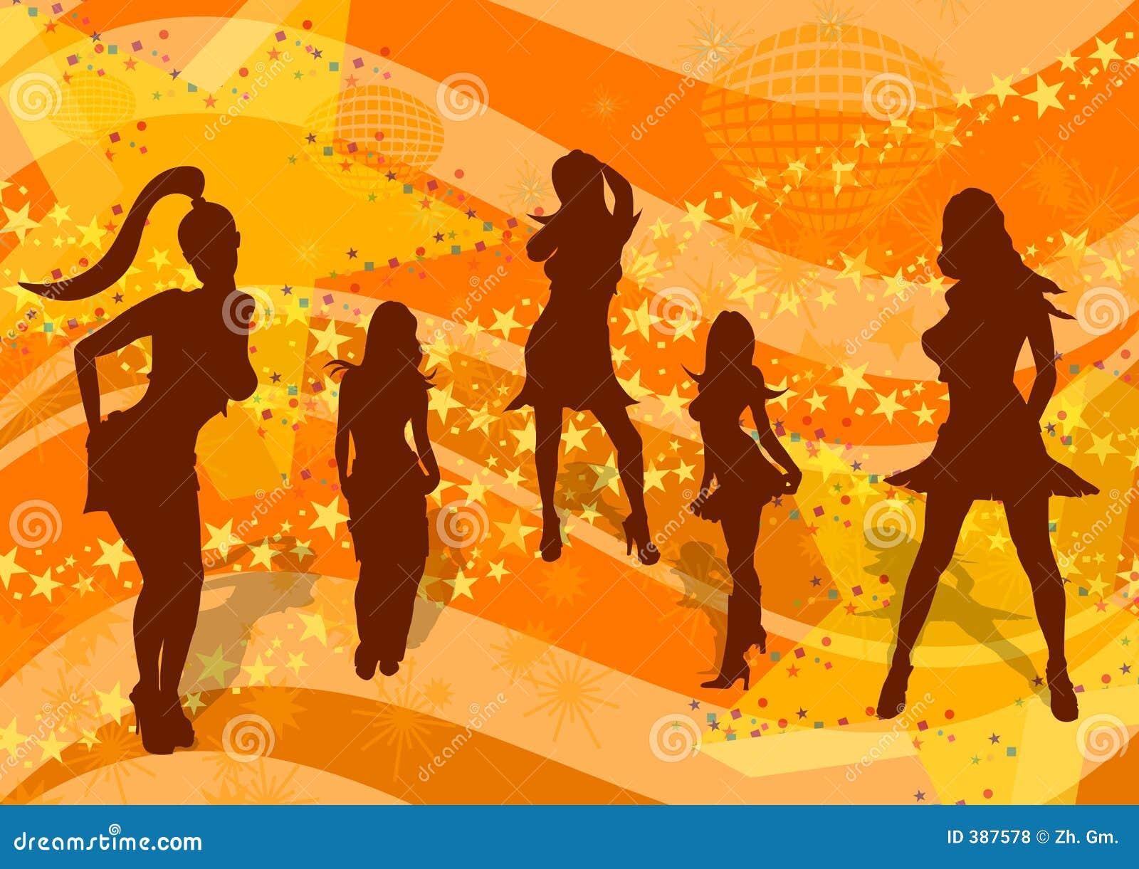 Background Disco Girls Stock Illustrations 1 982 Background Disco Girls Stock Illustrations Vectors Clipart Dreamstime