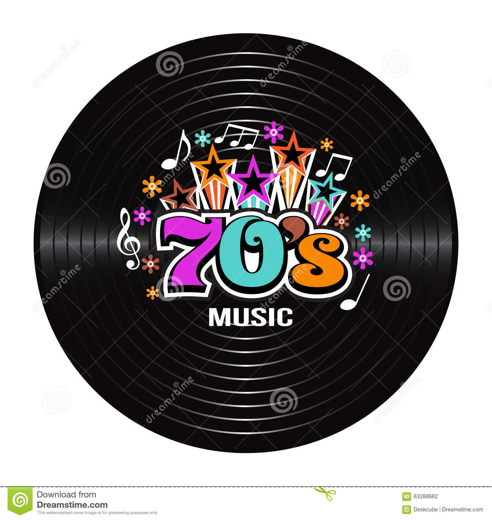 Discografia di musica 70s