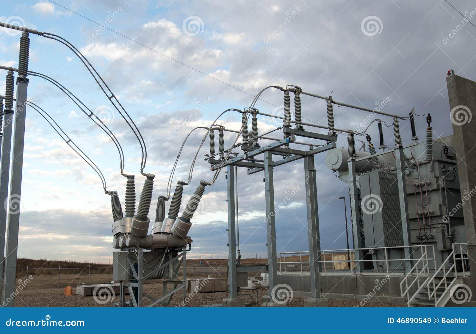 Disconexão elétrica e transformador