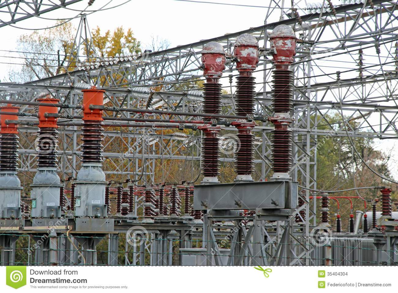 Electrical Power Station
