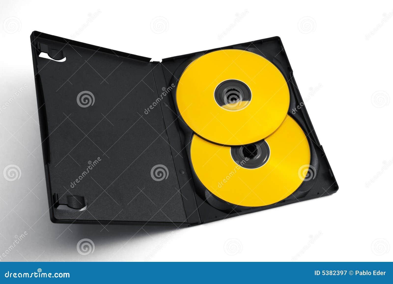 Discos de CD/DVD