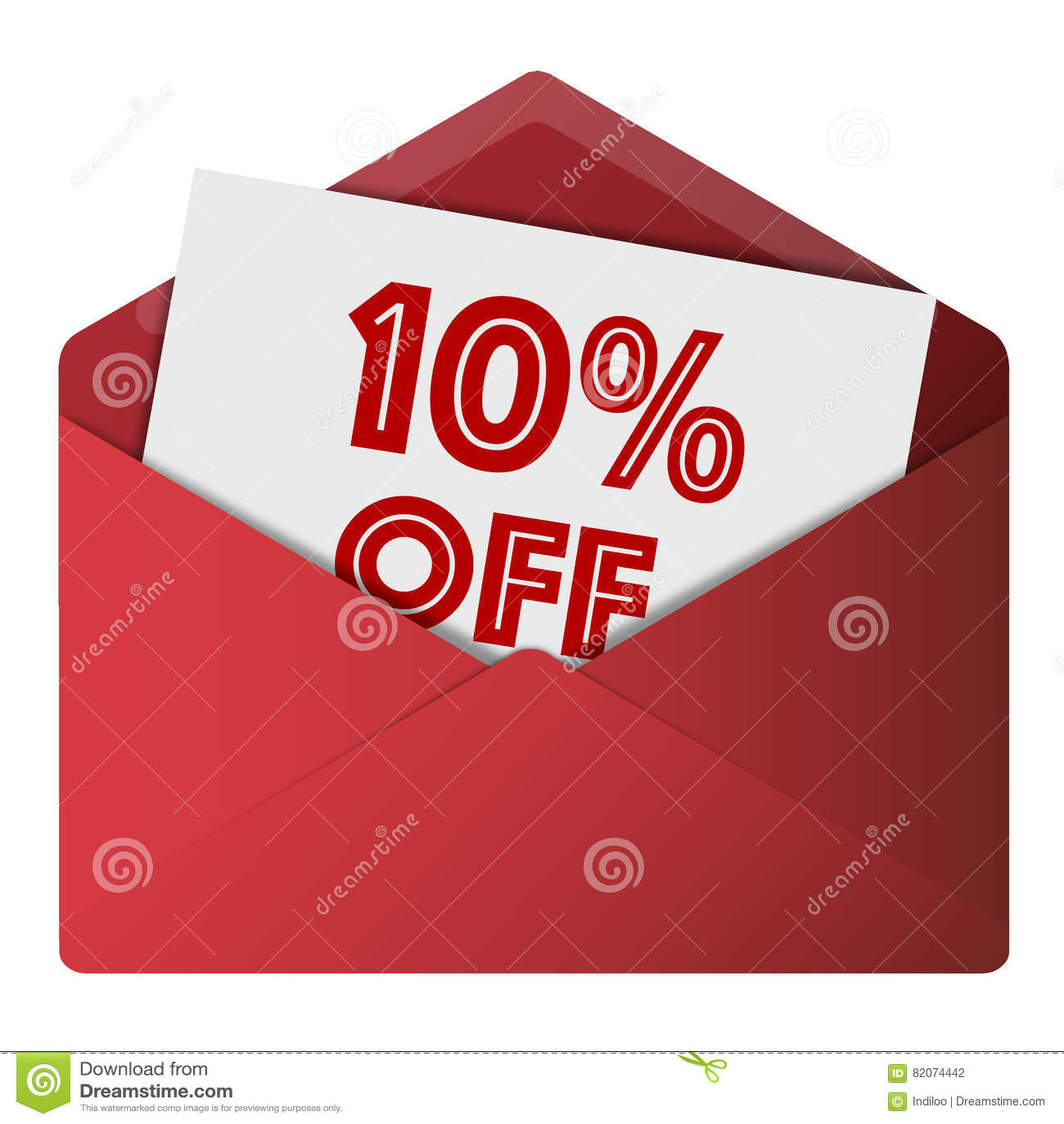Discount Envelope