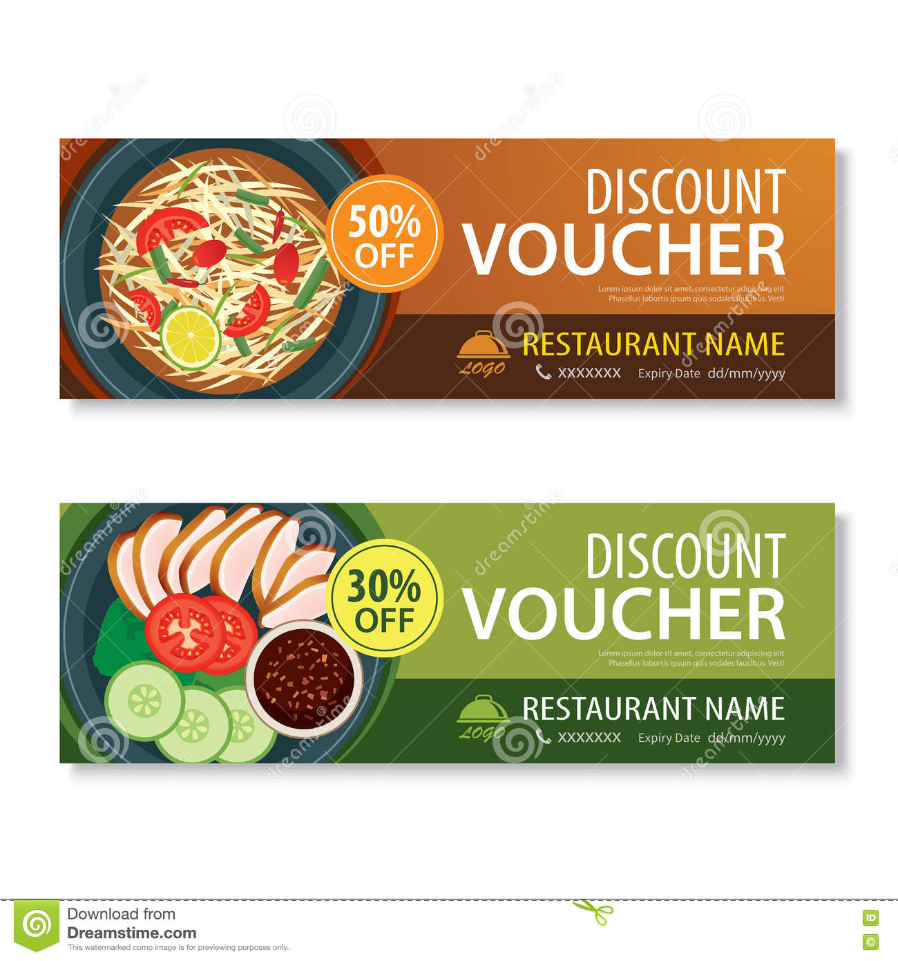 Doc669407 Lunch Voucher Template Doc512294 Free Lunch Coupon – Lunch Voucher Template