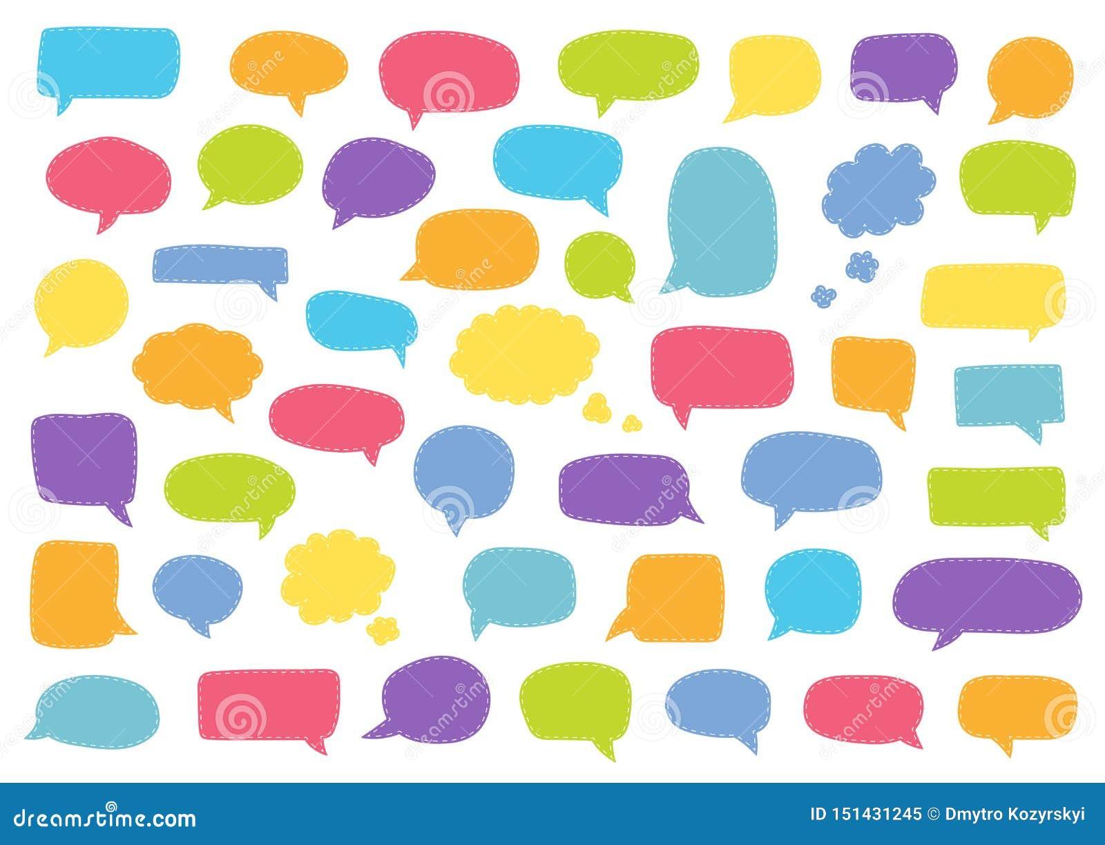 Discours r?gl? de JPEG de formats procurables des bulles eps8 Rétros bulles comiques vides de blanc collants Ballons de dialogue