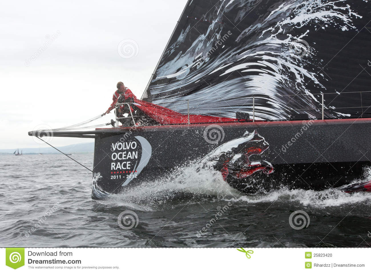00f2b15e5fcd Discover Ireland In-Port Race Editorial Image - Image of sail