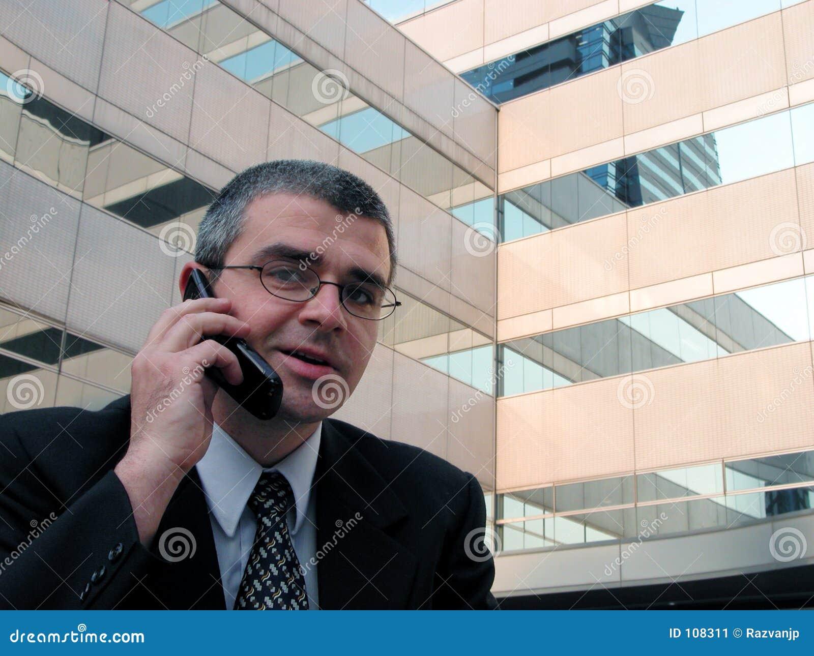 Discussão do telefone