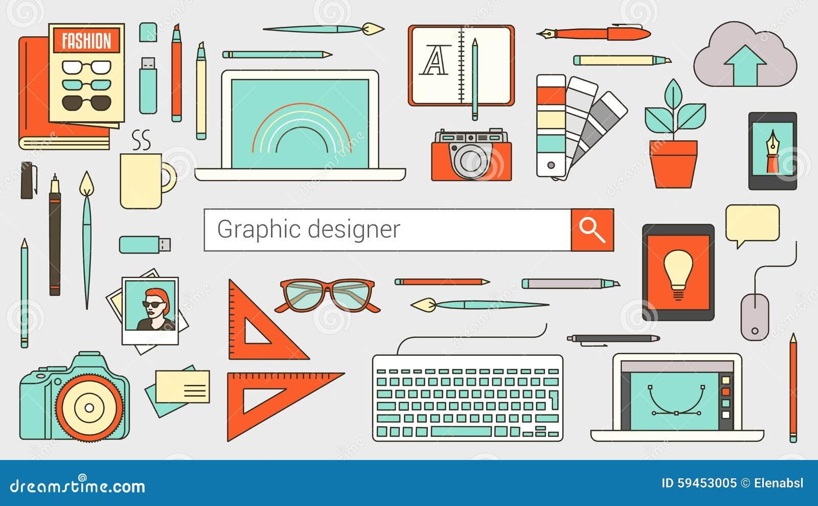 Diseñador gráfico, ilustrador y fotógrafo