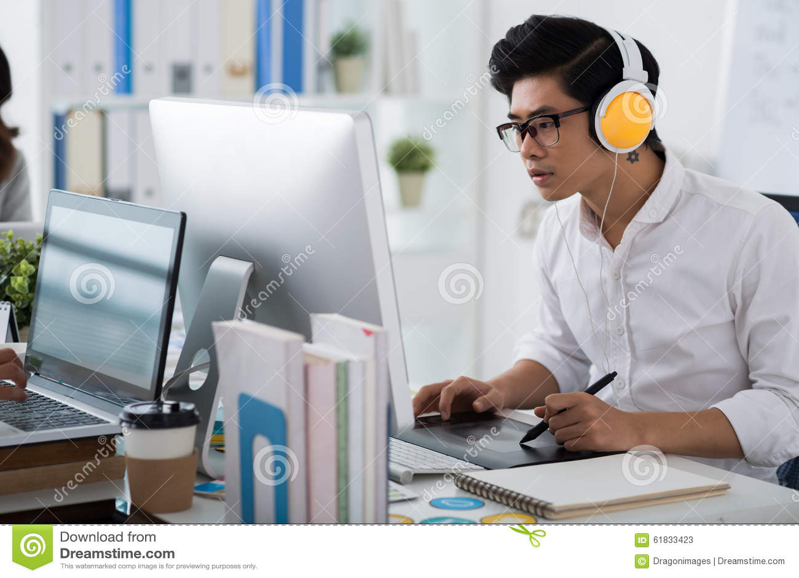 Diseñador web vietnamita