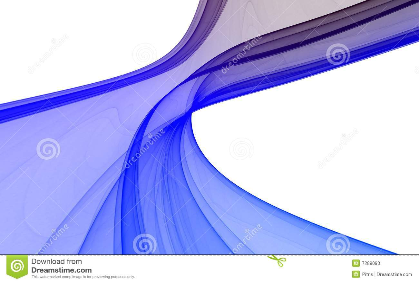 Diseño abstracto del fractal