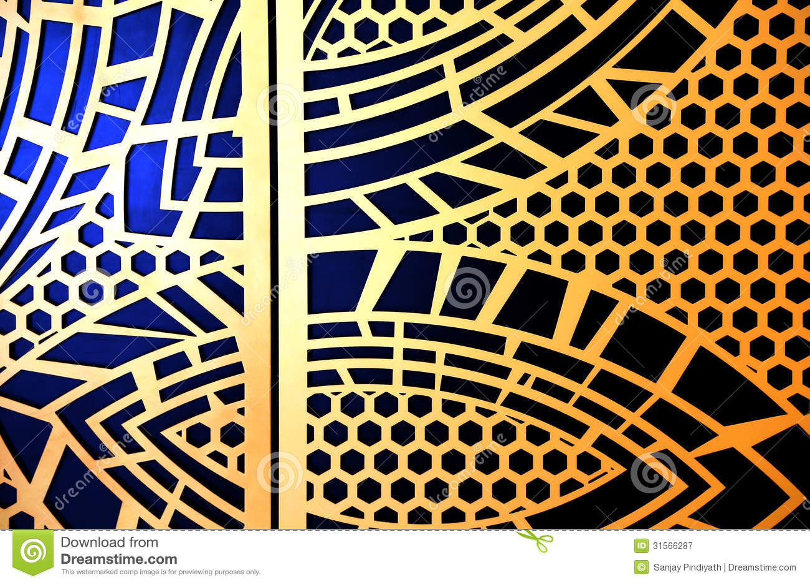 Diseño abstracto gráfico