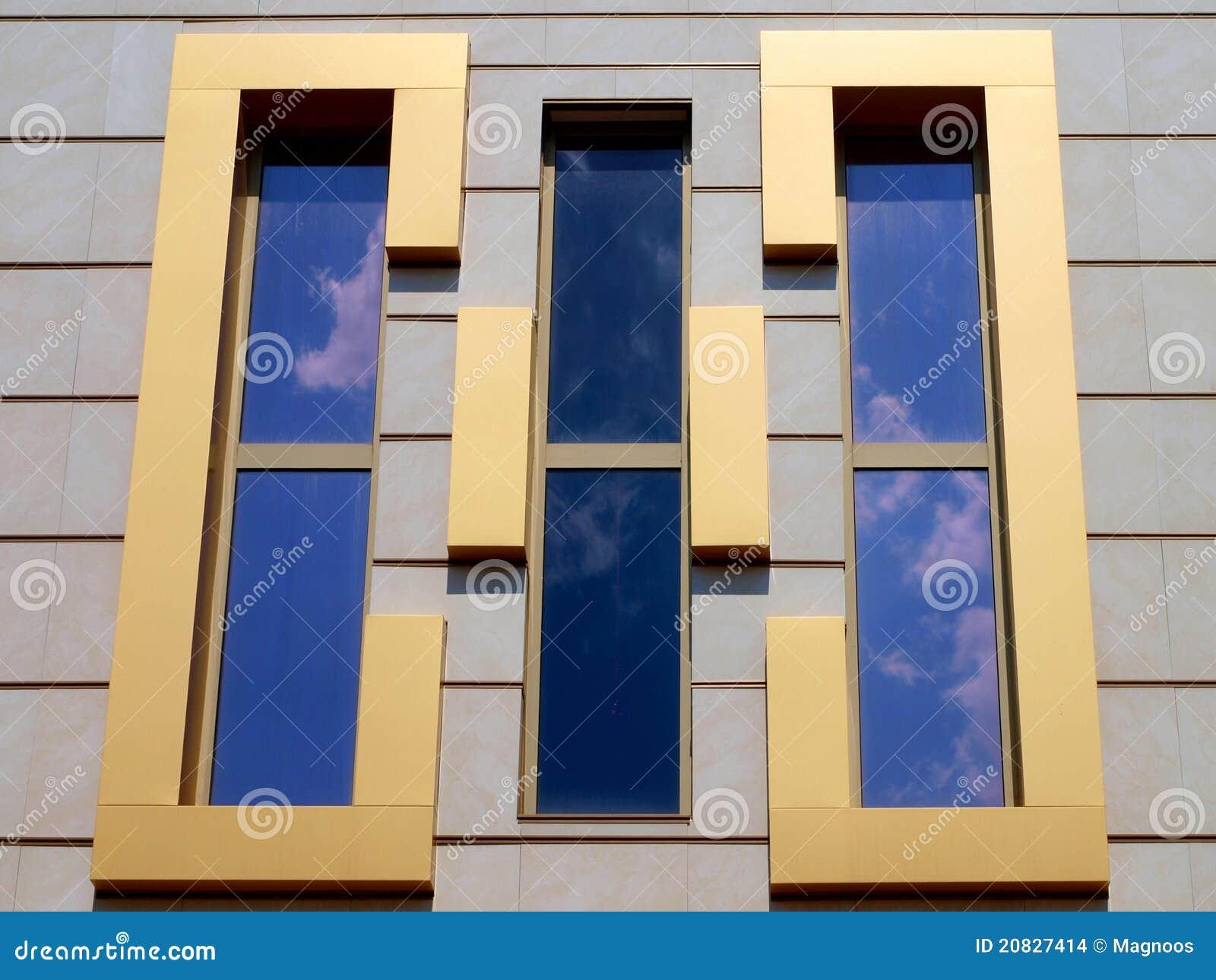 diseo de ventanas imagenes de archivo