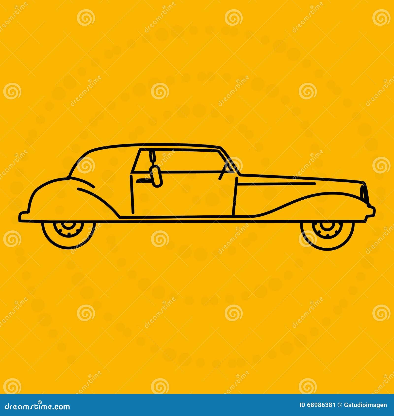 Diseño auto del servicio
