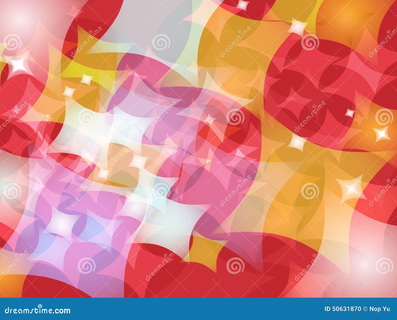 Diseño colorido abstracto del fondo