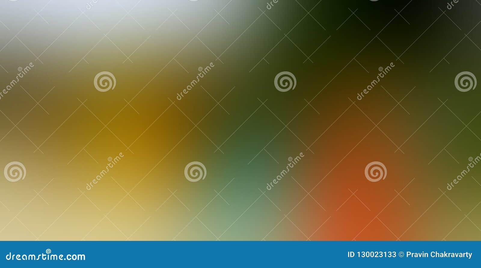 Diseño colorido del vector del fondo del extracto de la falta de definición, fondo sombreado borroso colorido, ejemplo vivo del v