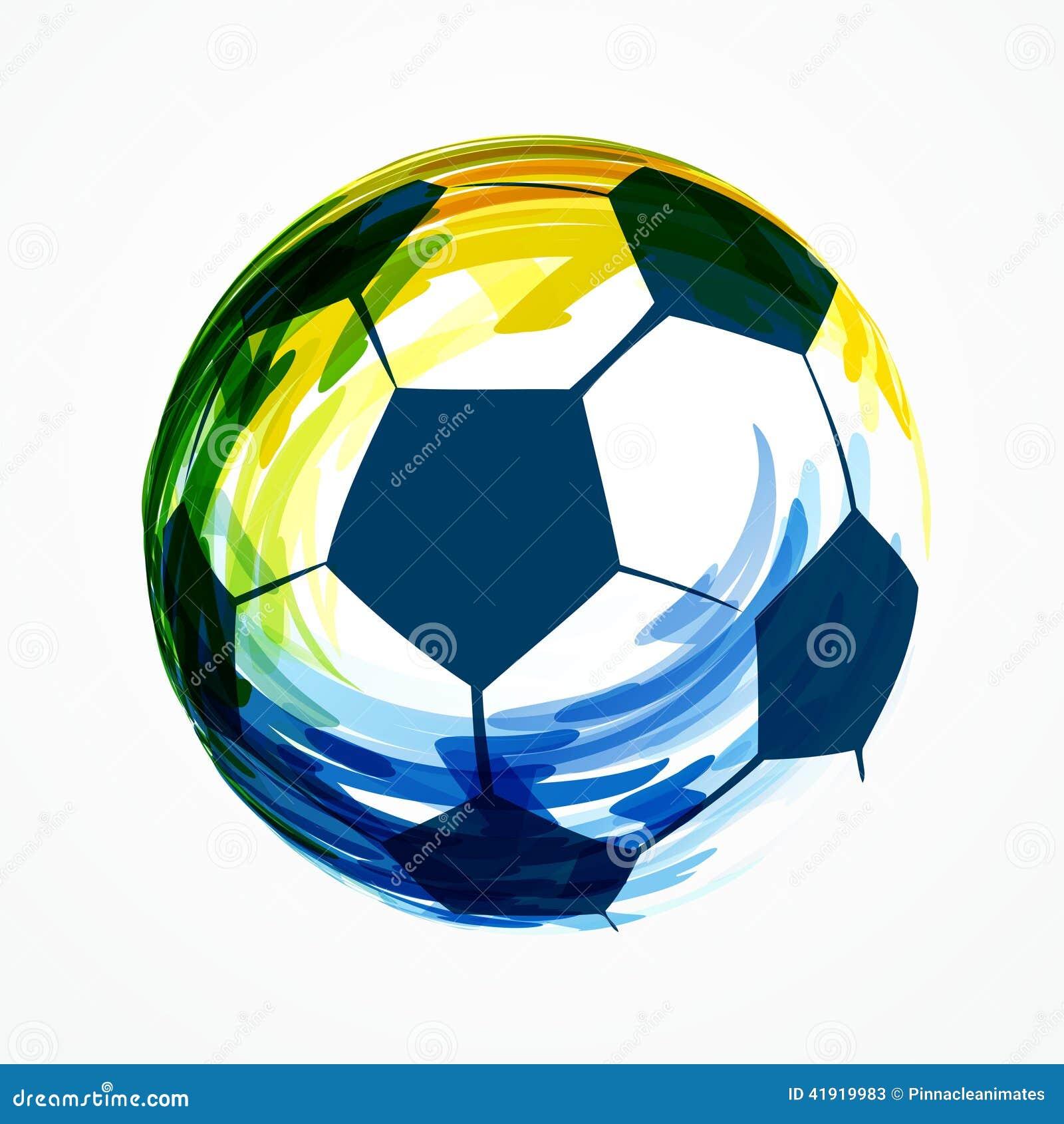 Diseño creativo del fútbol