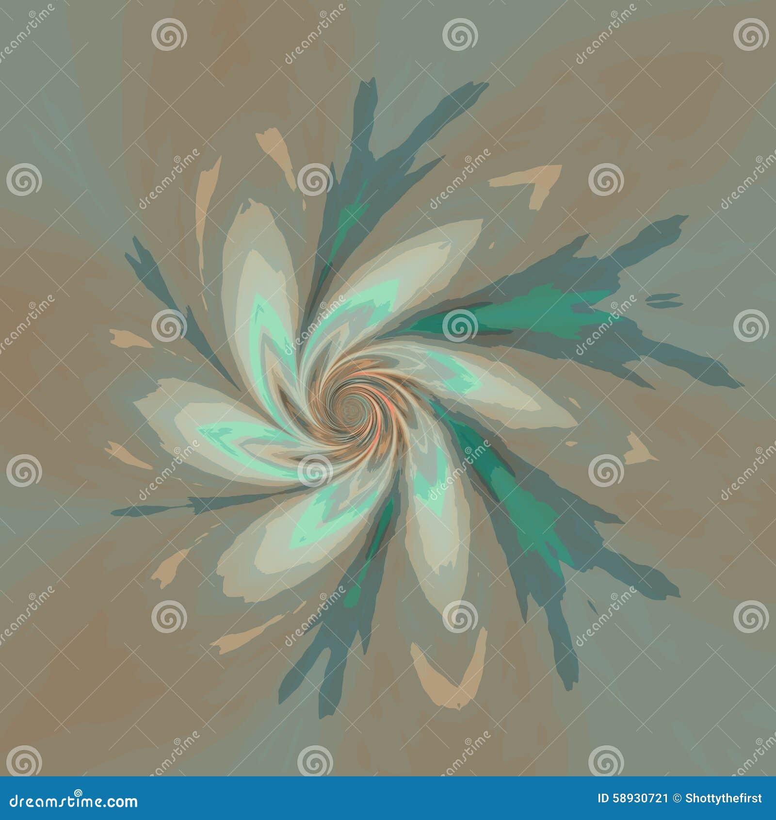 Diseño de desaparición del fondo ilusión óptica Deformación ondulada brillante Elemento moderno de la página web Símbolo del fluj