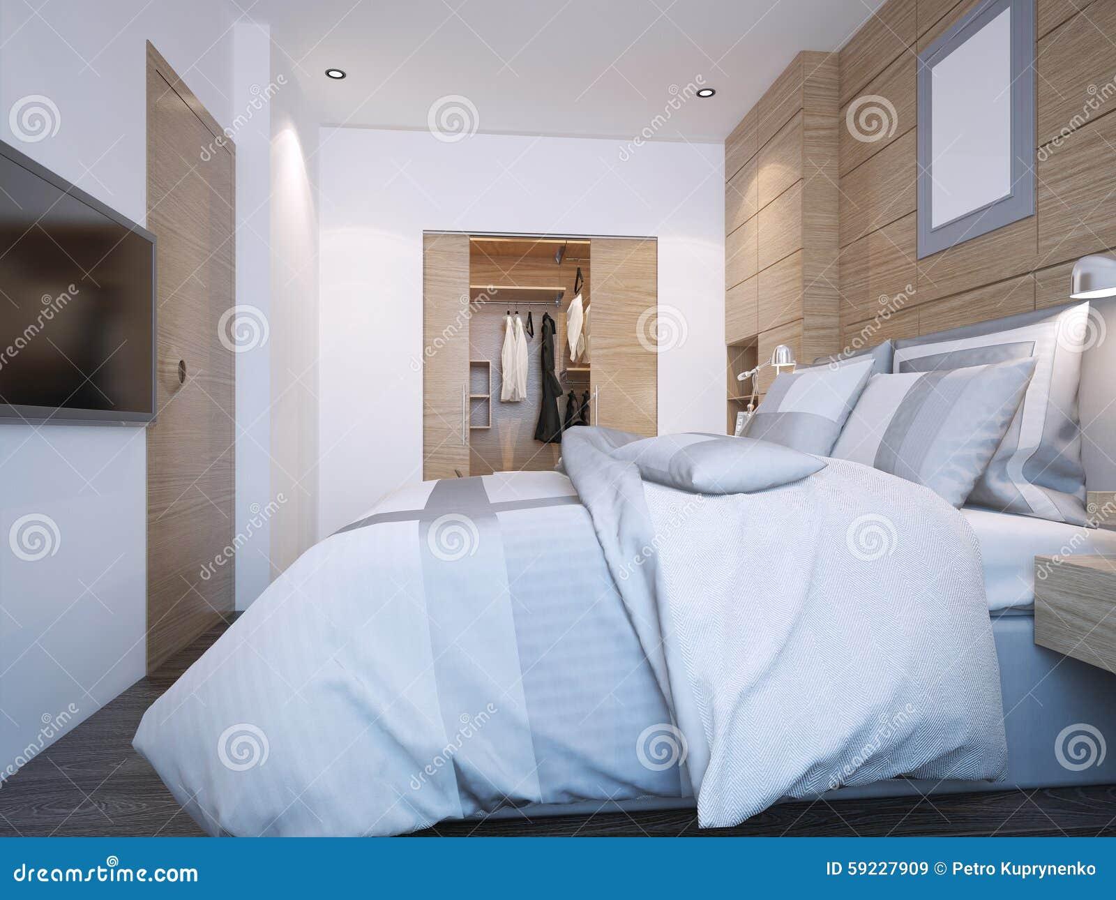 Download Diseño De Dormitorio Moderno Stock de ilustración - Ilustración de vestido, dormitorio: 59227909