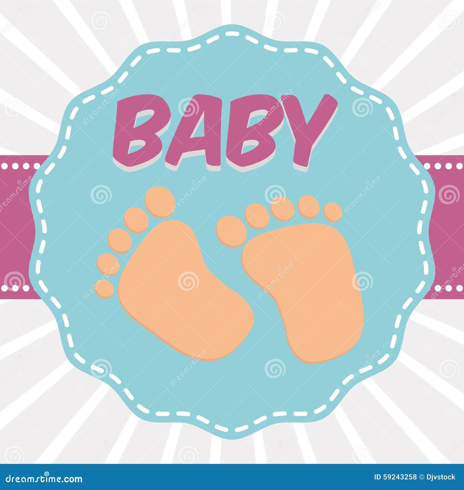 Diseño de la fiesta de bienvenida al bebé