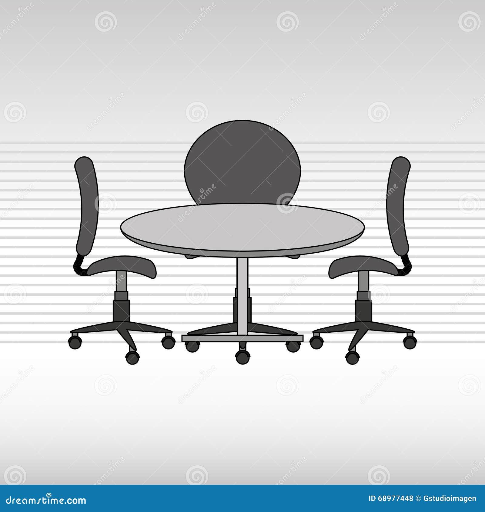 Diseño de la mesa redonda