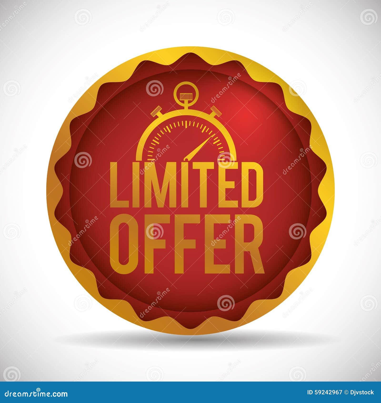 Download Diseño De La Oferta Especial Ilustración del Vector - Ilustración de compras, descuento: 59242967