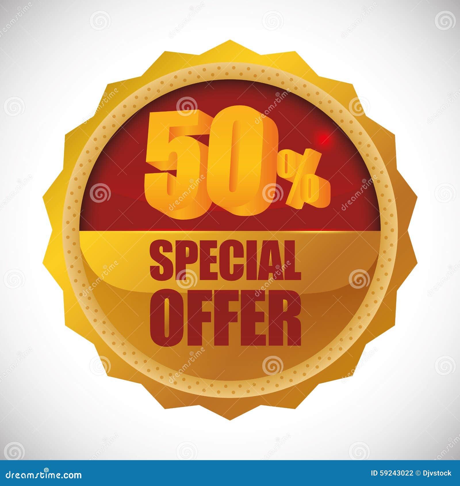 Diseño de la oferta especial