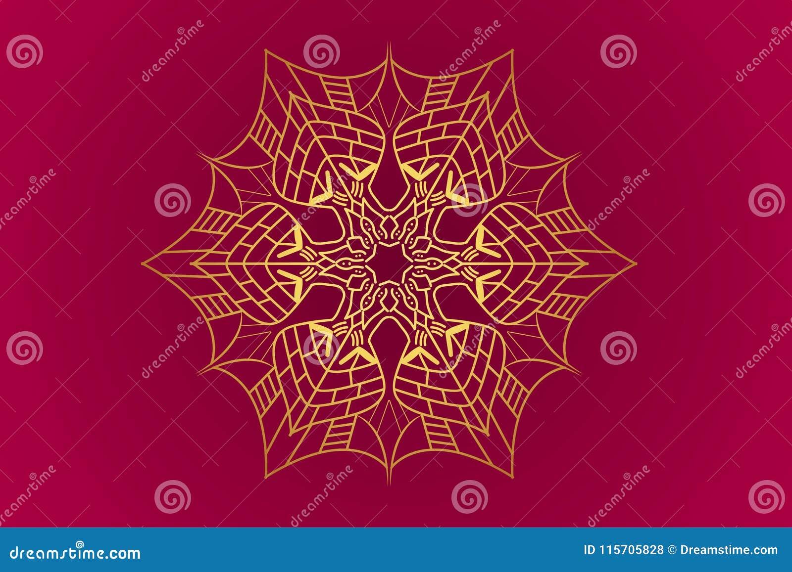 Diseño de la situación de Mandala Designe Out