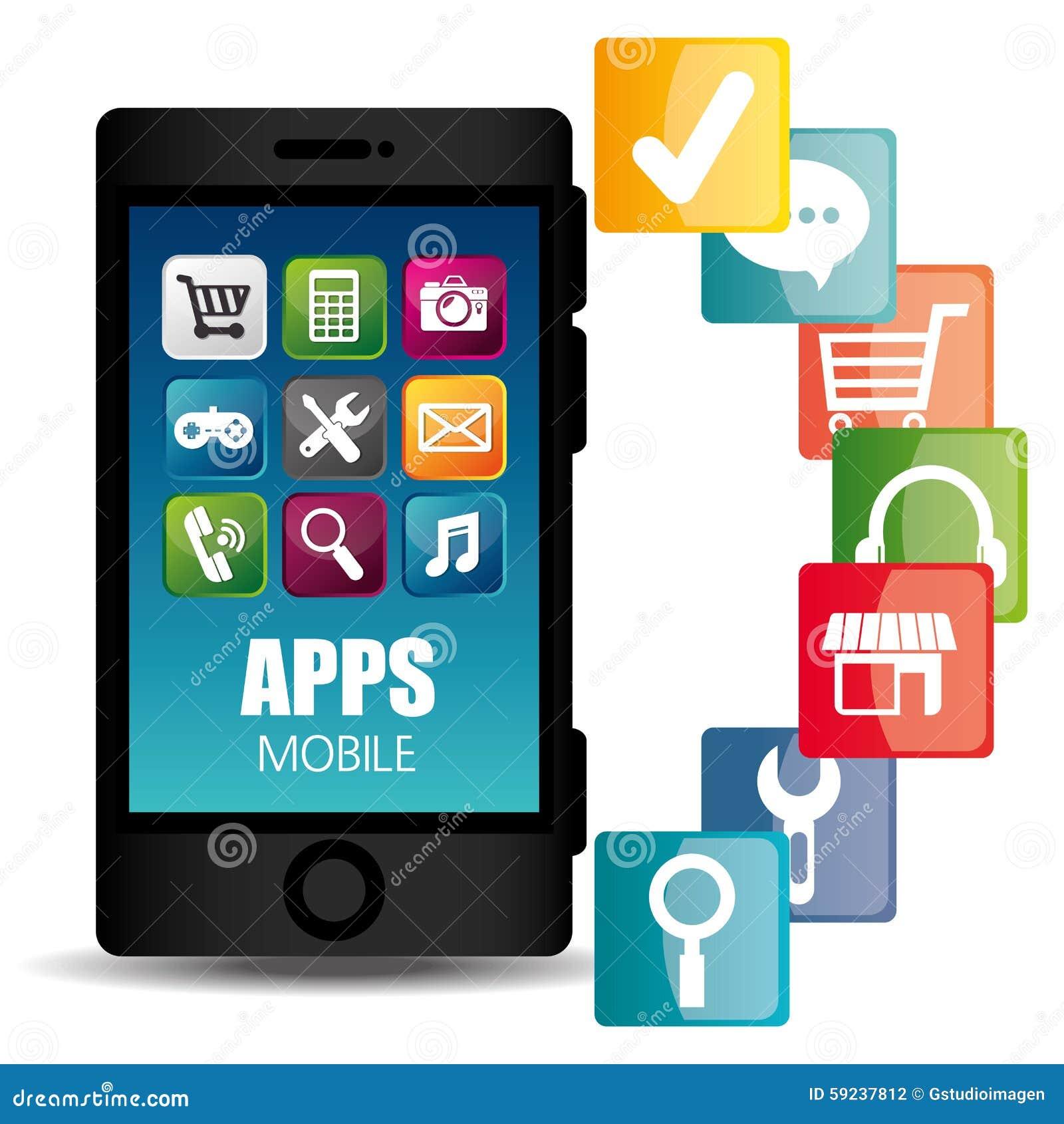 Diseño de las aplicaciones móviles del comercio electrónico y del mercado