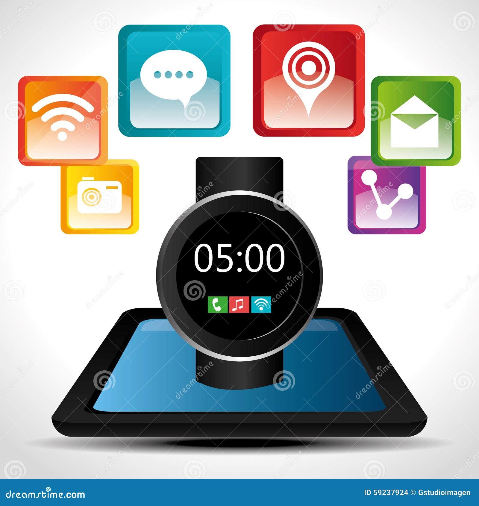 Download Diseño De Las Aplicaciones Móviles Del Comercio Electrónico Y Del Mercado Ilustración del Vector - Ilustración de apps, departamento: 59237924