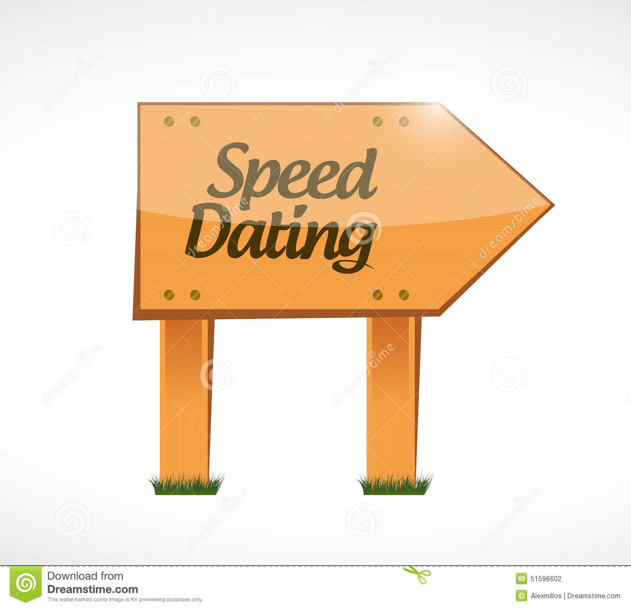 speed dating ejemplo