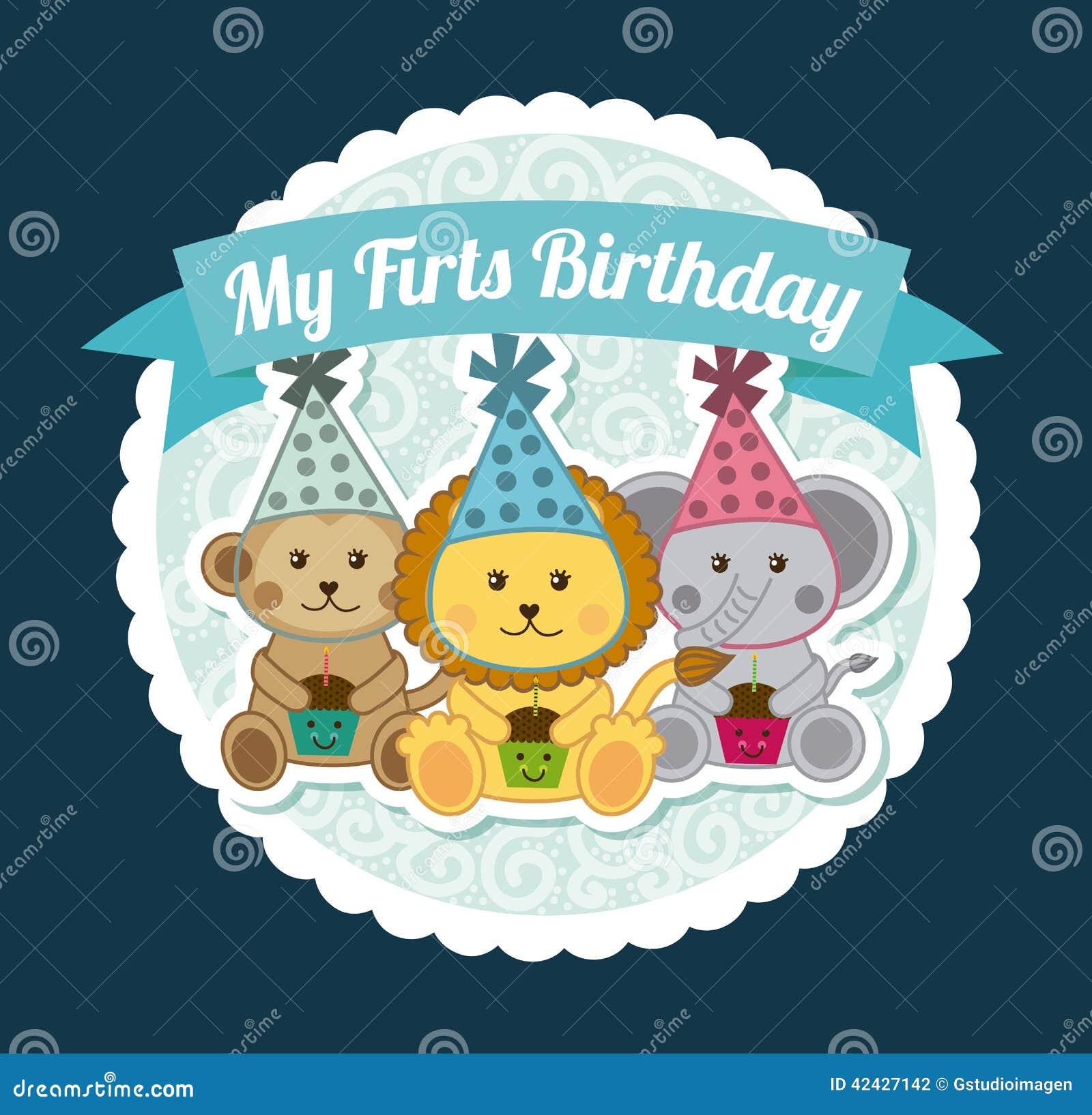 Diseño del cumpleaños