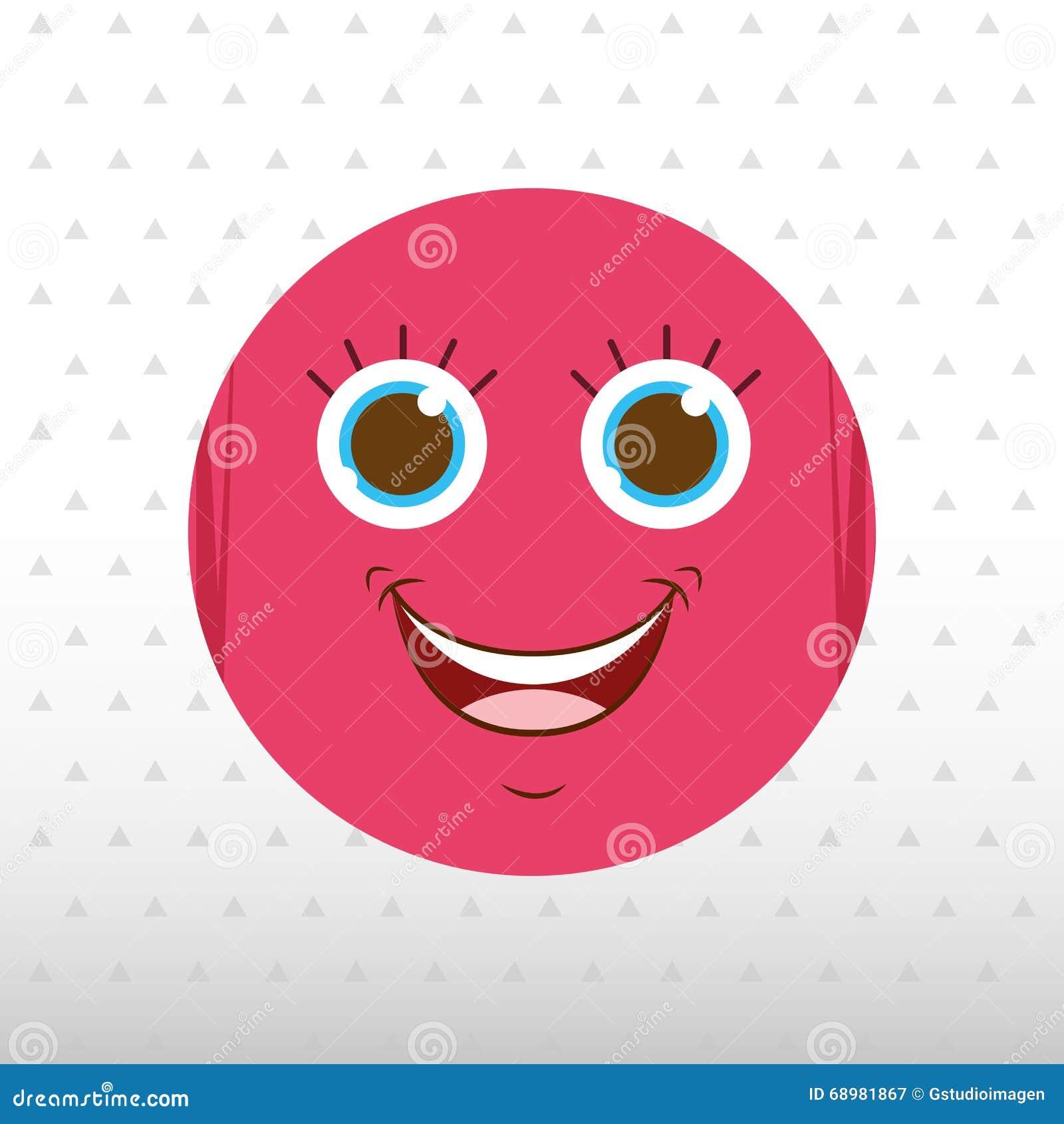 Diseño del icono del emoticon