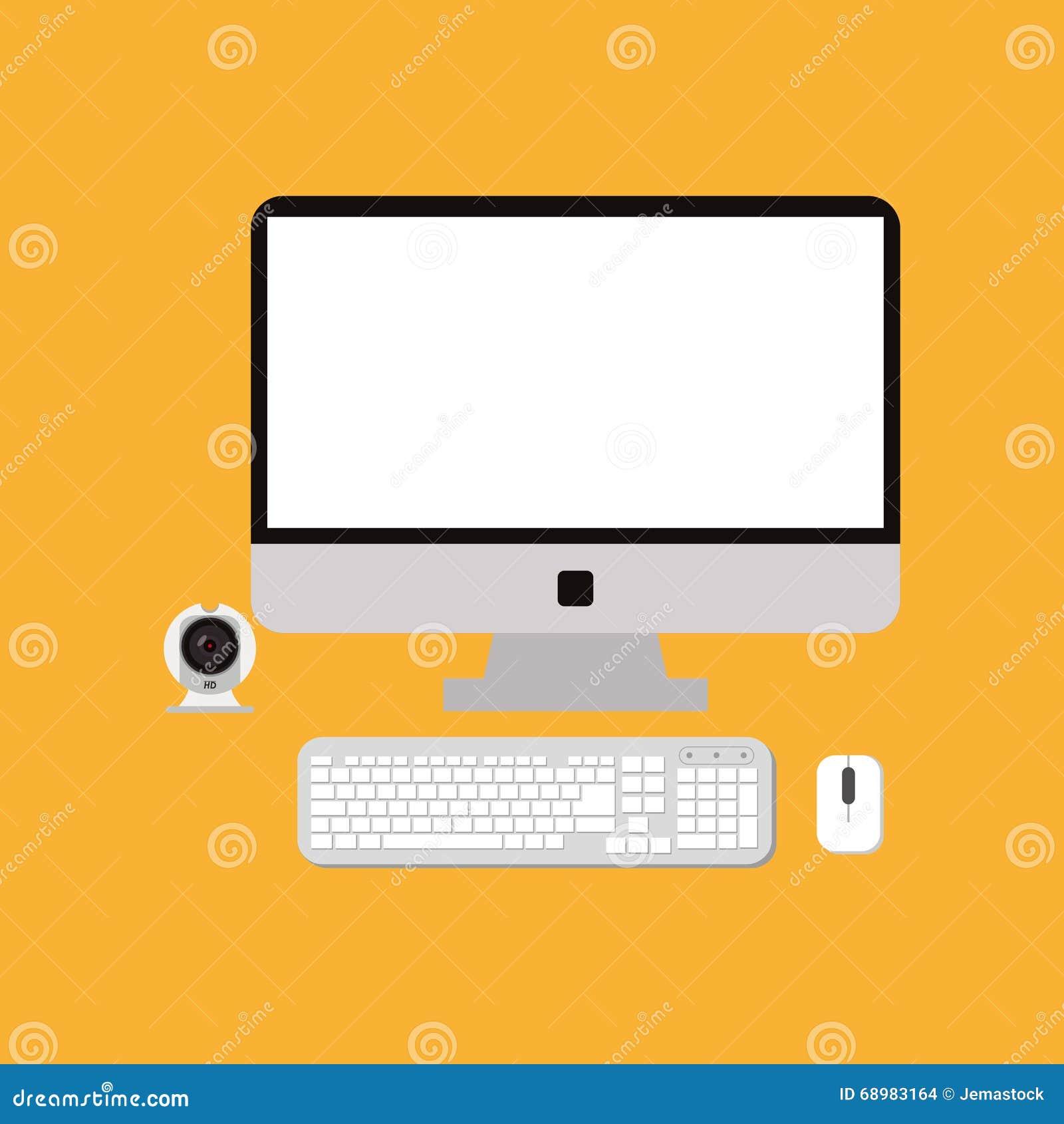 Diseño del icono del ordenador